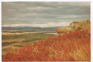 Glenbow Ranch 1986 Theo Mitchell