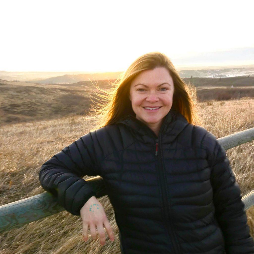 Season's Greetings from Sarah Parker, ED