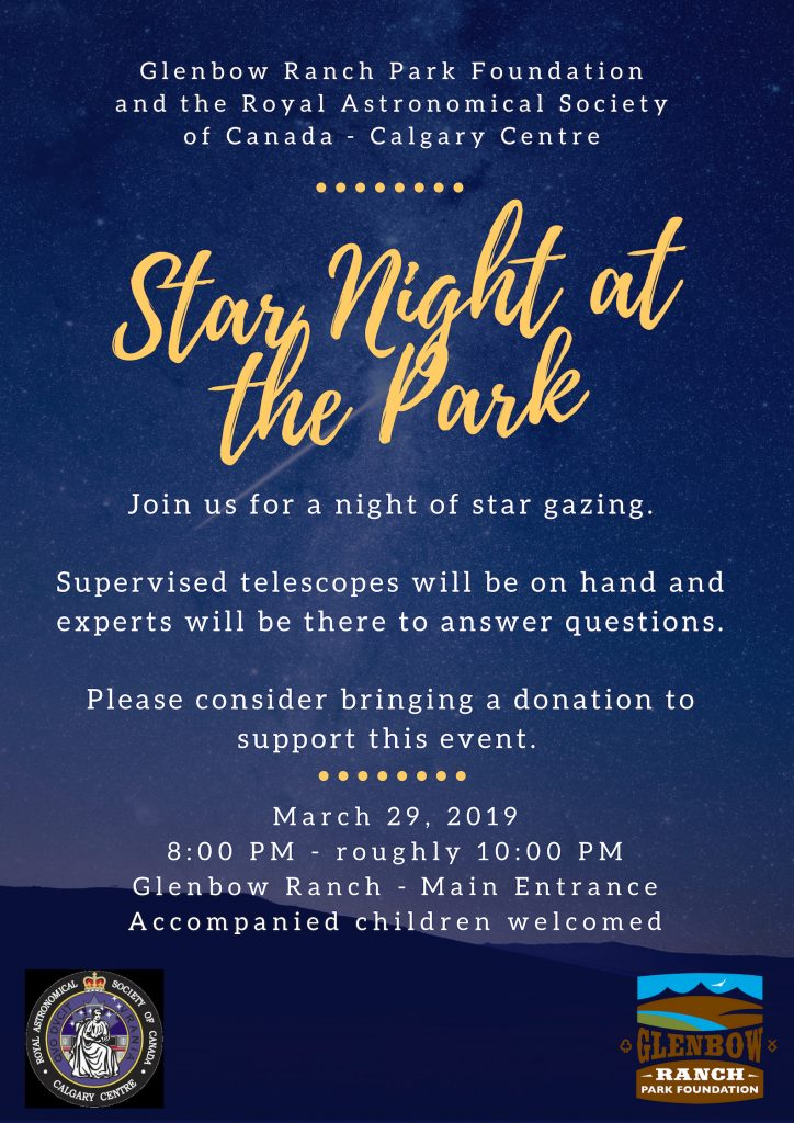 Event: Star Night at the Park