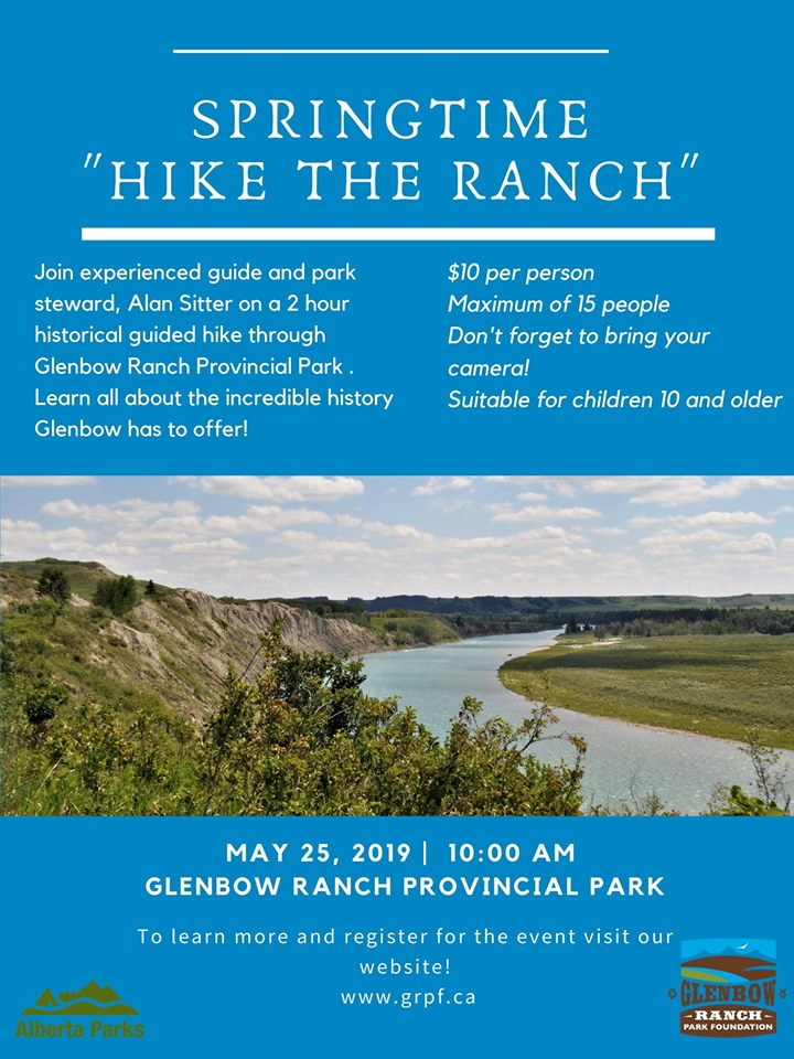 "Event: Springtime ""Hike the Ranch"" History Walk"