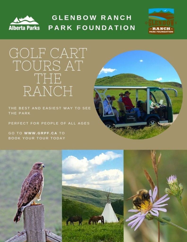 Event: The Best of Glenbow Golf Cart Tours