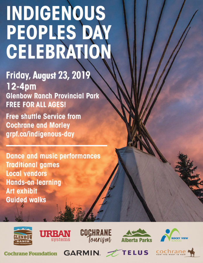 News: Indigenous Day Set for August 23rd!