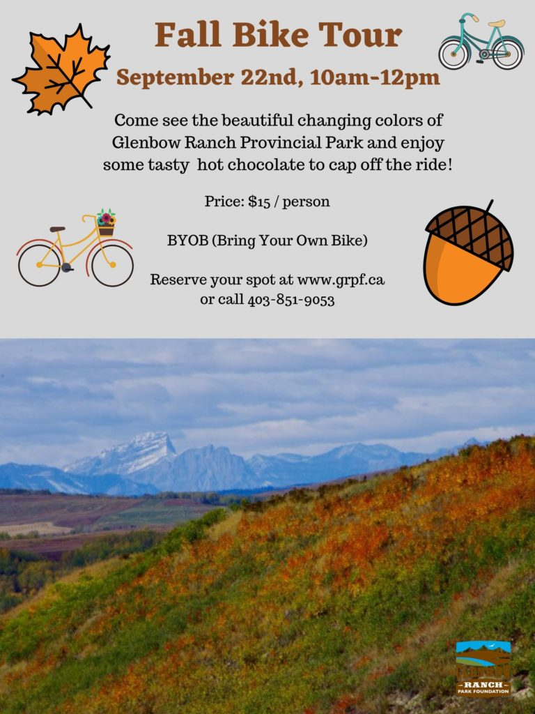 Event: Special Fall Bike Tour