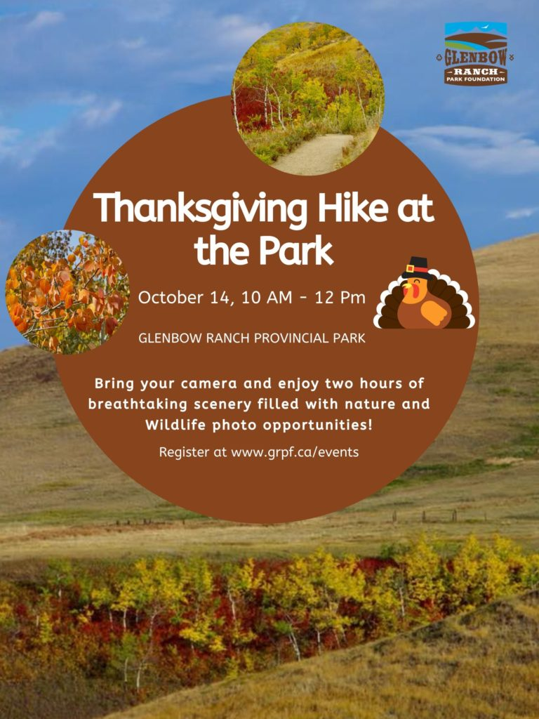 Event: Thanksgiving Park History Walk