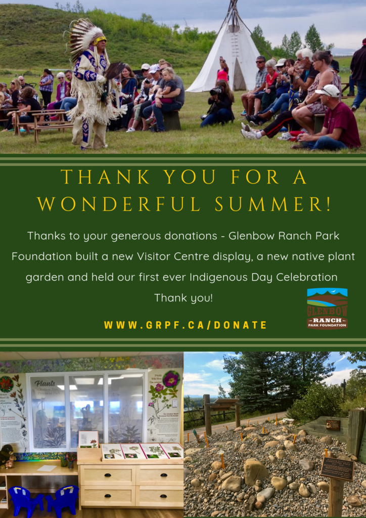 Thank You from GRPF!