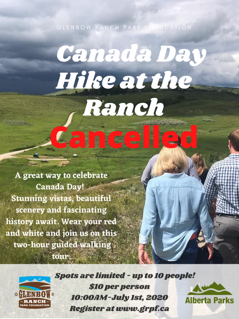 Event: Canada Day Hike